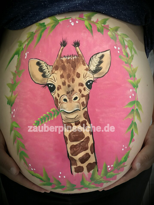 Bellypainting 6